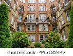 Block Of London Flats