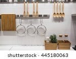 A Picture Of Wooden Kitchen...