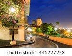 Beautiful Summer Cityscape Of...