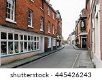 winchester  uk   august 16 ... | Shutterstock . vector #445426243