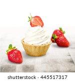 cake. | Shutterstock . vector #445517317