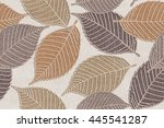 the tiles are the good texture... | Shutterstock . vector #445541287