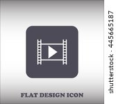 video icon  vector illustration....