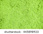 Small photo of Wolffia globosa or Fresh water Alga, Water Meal, Swamp Algae,green background