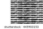 seamless grunge pattern.stripes ... | Shutterstock . vector #445903153