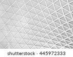 study of patterns and lines  | Shutterstock . vector #445972333