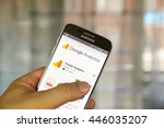 montreal  canada   june 23 ... | Shutterstock . vector #446035207