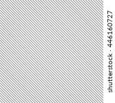 seamless black slanting lines | Shutterstock .eps vector #446160727