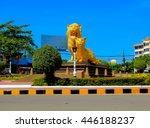 City Of Sihanouk Ville Lookout...