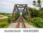 viaduct | Shutterstock . vector #446301883