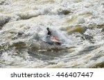 Kayaking In Very Rough Rapids....