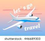 vector illustration of large...   Shutterstock .eps vector #446689303