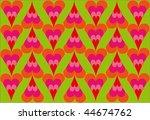pattern  ornament from... | Shutterstock .eps vector #44674762
