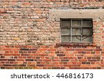 Crack Brick Wall Texture...