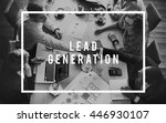 Small photo of Lead Generation Business Research Interest Concept