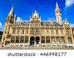 Gent  Belgium. Medieval...
