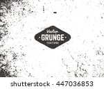 grunge vector background... | Shutterstock .eps vector #447036853