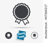 award icon. best guarantee...   Shutterstock .eps vector #447360217