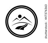 Circle Logo Emblem Of...