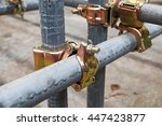 Scaffolding Pipe Clamp And...