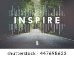 Small photo of Inspire Inspiration Creative Motivate Imagination Concept
