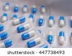 macro photograph of multiple... | Shutterstock . vector #447738493