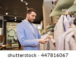 sale  shopping  fashion  style... | Shutterstock . vector #447816067
