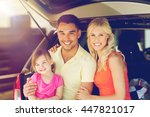 transport  leisure  road trip... | Shutterstock . vector #447821017