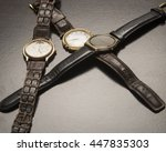 Collection Of Time Pieces Wris...