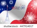 vector illustration  card ... | Shutterstock .eps vector #447914017