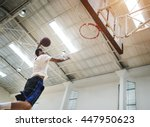 Coach Athlete Basketball Bounc...