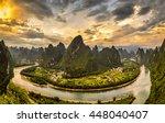 Xianggong Hill Landscape Of...