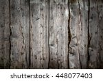 Grunge Wood Panels Used As...