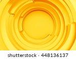 3d rendering concentric...   Shutterstock . vector #448136137