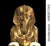Ancient Egyptian Statue...