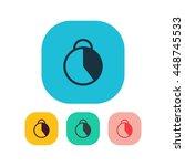 vector illustration of timer...