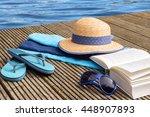 Summer Vacation  Blue Water An...