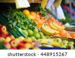Fresh Healthy Bio Fruits And...