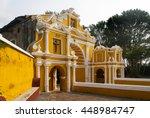 Hermitage Of Calvario Antigua...