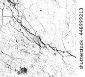 light cracked grainy overlay... | Shutterstock .eps vector #448999213