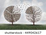 transferring commerce business...   Shutterstock . vector #449042617
