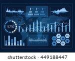 human user display   Shutterstock . vector #449188447