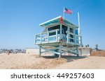 Open Lifeguard Station  Venice...