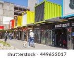 christchurch  new zealand  22...   Shutterstock . vector #449633017
