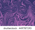 violet and pink mix colors... | Shutterstock . vector #449787193