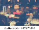 blurred image   abstract... | Shutterstock . vector #449923363