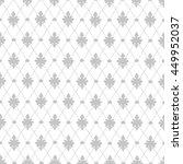 abstract old wallpaper ...   Shutterstock .eps vector #449952037