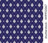 abstract old wallpaper ... | Shutterstock .eps vector #449952067