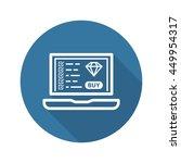 landing page icon. flat design. ...