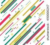 vector seamless parallel... | Shutterstock .eps vector #450000247